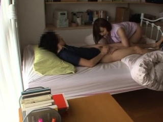 Startling gf Yukiko Suo gets..