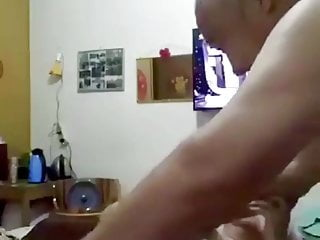 Chinese Granny Rejecting Sex..
