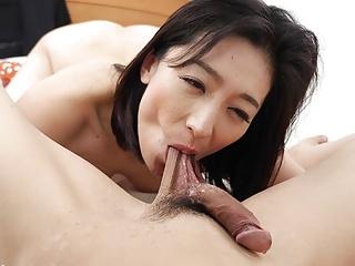 Japanese mature, Marina..