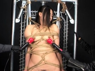Asian inflame bdsm of be in..