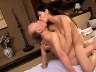 Young Babe Fucks Old..