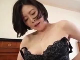 Mature brunette amateur wife..