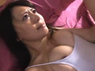 Sexy busty chick Ai Takeuchi..