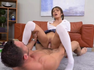 Teen fucked hard by monsters..