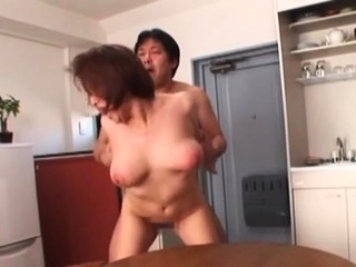 Cunning mature Reiko..