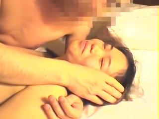 Amateur japanese hairy teen..