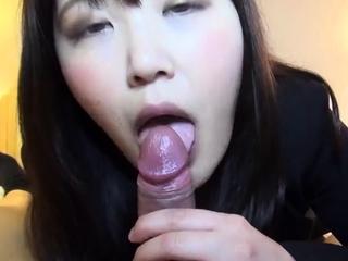 POV Asian homemade sex with..