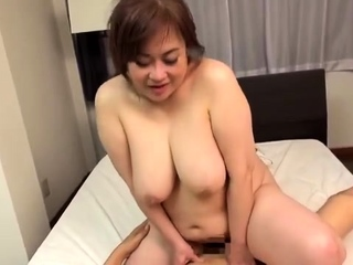 BBW Japanese Of age fucked Z
