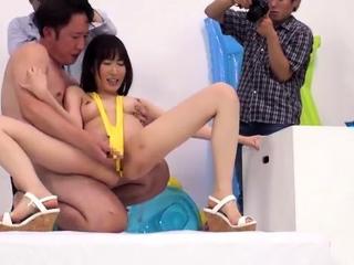 Japanese Femdom Massage..