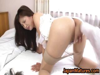 Chisa Kirishima Mature Asian..