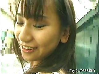 Sexy Asian obtaining nice..