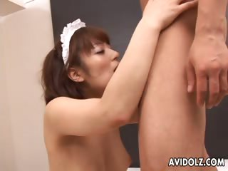 Kinky Akane Mochida nailed..