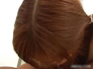 Japenese redhead roughly..