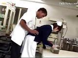 Nurse Getting Her Pussy..