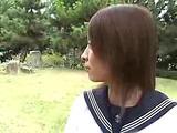 Young Japanese Girl Take..