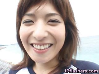 Ann Naba Naughty Asian chick..