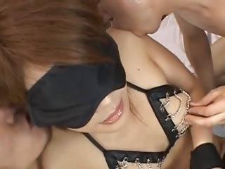 despondent asian anal making..