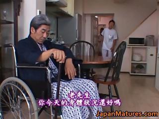 Miki Sato Mature nipponjin..