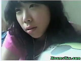 Korean Slut On Webcam For..